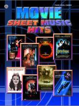 Movie Sheet Music Hits - Pvg