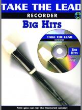Take The Lead - Big Hits + Cd - Recorder And Piano