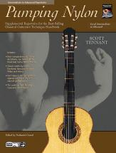 Tennant Scott - Pumping Nylon Intermediate Or Advanced - Guitar