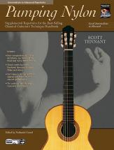 Tennant Scott - Pumping Nylon Intermediate To Advanced + Cd - Guitar