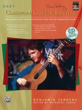 Verdery Benjamin - Easy Classical Guitar Recital + Cd - Guitar
