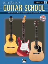 Snyder Jerry - Jerry Snyder's Guitar School 2 + Cd - Guitar