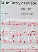 Taylor Eric - Music Theory In Practice Grade 5