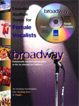 Audition Songs - Broadway + Cd F - Pvg