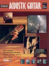 Horne Greg - Intermediate Acoustic Guitar + Cd - Guitar