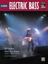 Overthrow David - Beginning Electric Bass + Cd - Bass Guitar