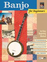 Trischka Tony - Banjo For Beginners + Cd - Banjo