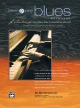 Konowitz Bert - Listen And Play Blues Keyboard + Cd - Piano