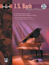 Bach Johann Sebastian - Keyboard Classics Basix Series + Cd - Piano