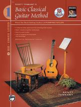 Tennant Scott - Basic Classical Guitar Method + Cd 1 - Guitar