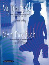 Violin School My Trio Book V 1-2 - Violin Ensemble