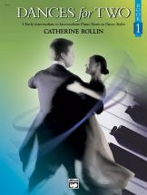 Catherine Rollin - Dances For Two, Book 1 - Piano
