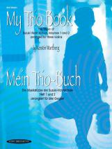 Violin School My Trio Book - Violin