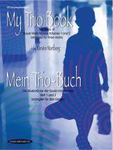 Violin School My Trio Book Vol.1-2 + Cd - Violin