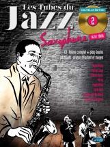 Roux/audoux - Les Tubes Du Jazz Vol.2 + Cd - Sax Alto & Tenor