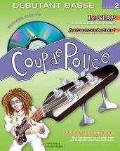 Roux Denis -  Basse Debutant Le Slap Vol.2 + Cd