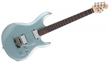 Sterling By Music Man Steve Lukather Signature Lk100d Silver Blue Metallic