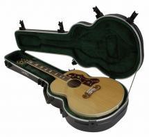 Skb 1skb-20 - Etui Rigide Universel Pour Guitare Acoustique Jumbo