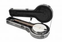 Skb 1skb-52 - Etui Rigide Universel Pour Banjo 6 Cordes