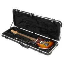 Skb 1skb-62 Coque Rigide  Pour Guitare Type Jaguar / Jazzmaster Loquet Tsa, Poignee Surm