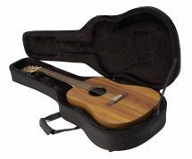 Skb 1skb-sc18 Etui Souple  Pour Guitare Acoustique, Avec Intrieur En Mousse Eps / Extrieur En Nylon, S