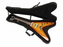 Skb 1skb-sc58 Etui Souple Pour Guitare Gibson Flying V, Avec Intrieur En Mousse Eps / Extrieur En Nylon