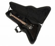 Skb 1skb-sc63 Etui Souple Pour Guitare Gibson Explorer Et Gibson Firebirds, Avec Intrieur En Mousse Eps