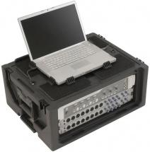 Skb Rack Pour Studio Portable 4u