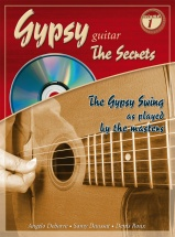 Roux, Debarre, Daussat - Gypsy Guitar The Secrets Vol.1 + Cd - Guitare