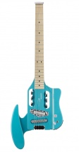 Traveler Guitar Speedster Hot Rod Blue + Housse