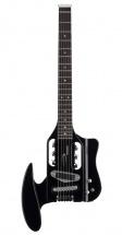 Traveler Guitar Speedster Hot Rod Black + Housse