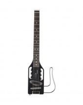 Traveler Guitar Ultra-light Pour Gaucher Electric Black
