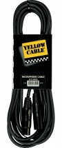 Yellow Cable M05x  Xlr 5 M. Fiches Type Neutrik