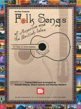 Caluda Glenn - Folk Songs Of America And The British Isles - Guitar