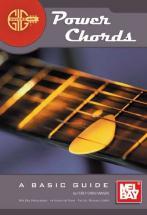 Christiansen Cory - Gig Savers: Power Chords - Guitar