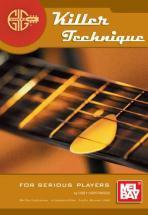 Christiansen Cory - Gig Savers: Killer Technique - Guitar