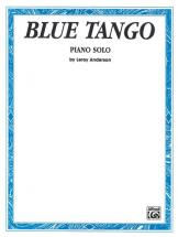 Anderson Leroy - Blue Tango - Piano Solo