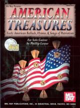 Lester Phillip - American Treasures + Cd - Guitar