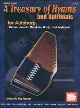 Peterson Meg - A Treasury Of Hymns And Spirituals - Harp