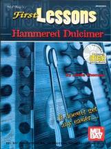 G. Thomas Linda - First Lessons Hammered Dulcimer + Cd - Dulcimer