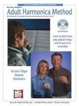 Barrett David - Adult Harmonica Method + Cd - Harmonica