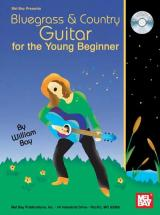 Bay William - Bluegrass And Country Guitar For The Young Beginner + Cd - Guitar
