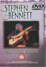 Bennett Stephen - Stephen Bennett: Harp Guitar Artistry - Harp Guitar