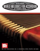 World Melodies For Accordion - Accordion