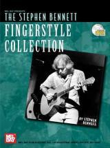 Bennett Stephen - Fingerstyle Collection + Cd - Guitar