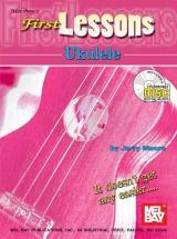 Moore Jerry - First Lessons Ukulele + Cd - Ukulele