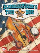 Matteson Jr. Richard - Bluegrass Picker's Tune Book - Strings