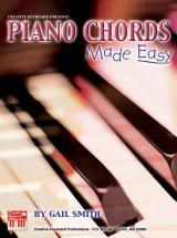 Smith Gail - Piano Chords Made Easy - Piano