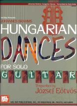 Eotvos Jozsef - Johannes Brahms: Hungarian Dances For Solo Guitar - Guitar