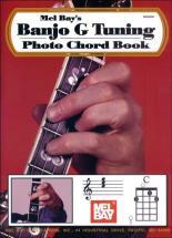 Bay William - Banjo G Tuning Photo Chord Book - Banjo